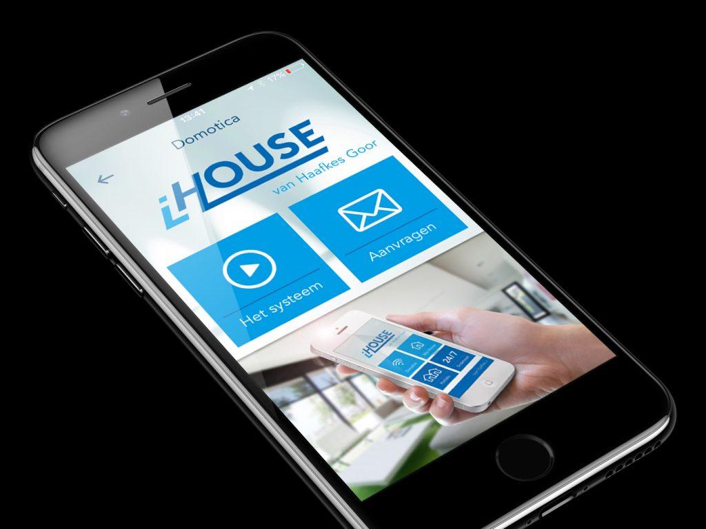 Haafkes iHouse-App