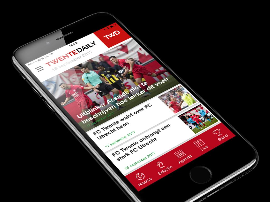 Twente Daily-App